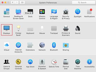 Les utilisateurs de Mac