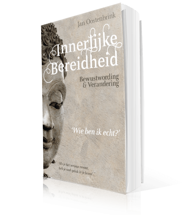 'Innerlijke Bereidheid' van Jan Oostenbrink