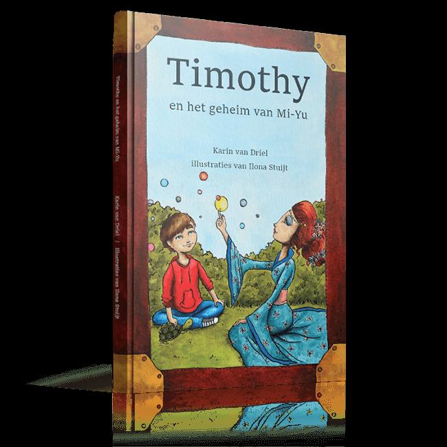 'Timothy en het geheim van Mi-Yu' van Karin van Driel