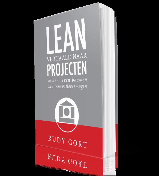 'Lean vertaald naar projecten' van Rudy Gort