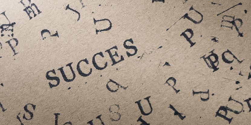 Bepaal wanneer jij succes hebt met bloggen
