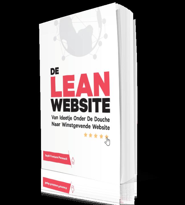 'De Lean Website' van Seph Fontane Pennock