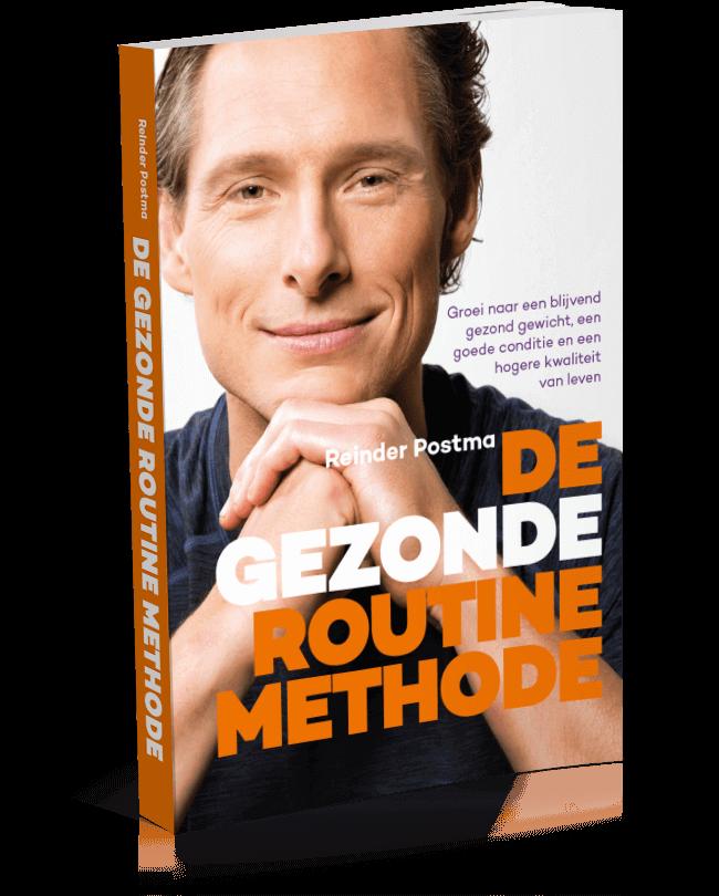'De gezonde Routine Methode' van Reinder Postma