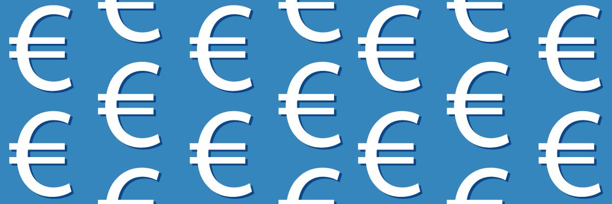 euro tekens
