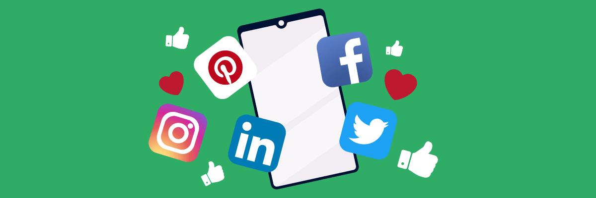 Gebruik social media voor boekmarketing